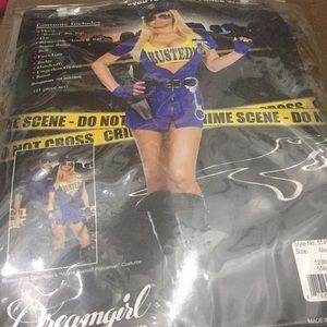 NicePolice woman costume